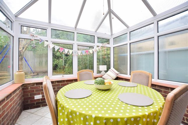 Thumbnail End terrace house for sale in Linfield Copse, Thakeham, West Sussex