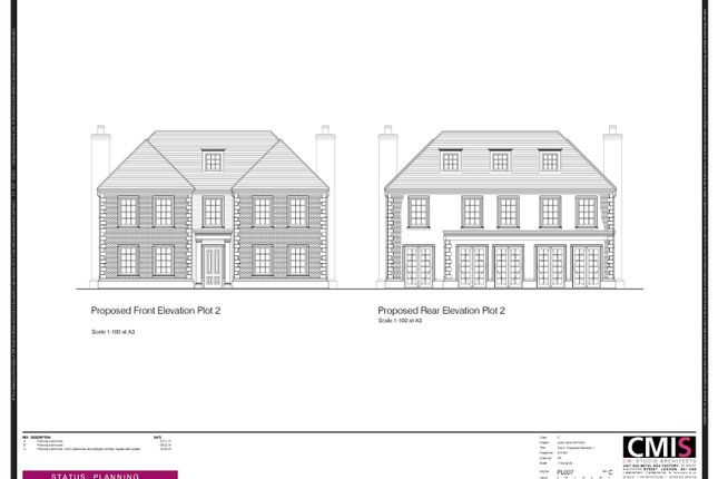 Thumbnail Property for sale in Loom Lane, Radlett