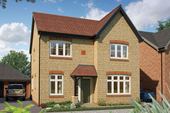 """Thumbnail Detached house for sale in """"The Aspen"""" at Towcester Road, Silverstone, Towcester"""