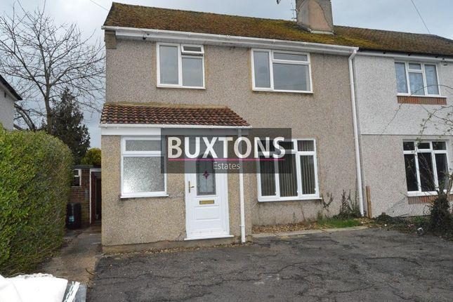 Thumbnail Semi-detached house to rent in Oldway Lane, Slough, Berkshire.
