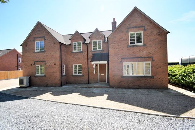 Thumbnail Detached house for sale in Plot 1 The Old Builders Yard, Star Lane, Cold Hatton, Telford