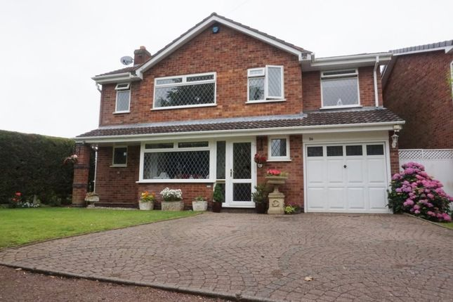 Thumbnail Detached house for sale in Oaklands, Curdworth, Sutton Coldfield