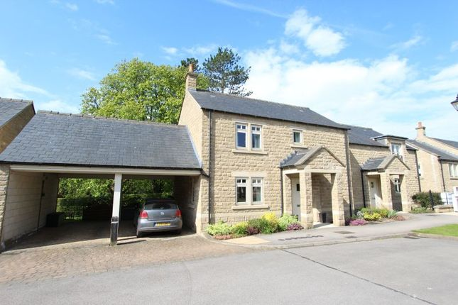 Thumbnail Cottage for sale in Crompton Close, St Elphins Park, Darley Dale