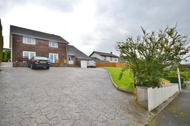 Thumbnail Detached house for sale in Lluest Y Bryn, Carmarthen