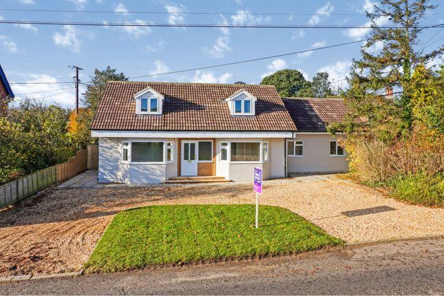 Thumbnail Detached house for sale in St. Ediths Marsh, Chippenham