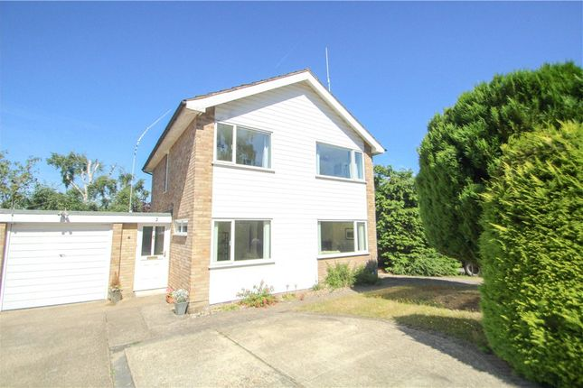 Thumbnail Detached house for sale in Wendover Drive, Frimley, Camberley, Surrey