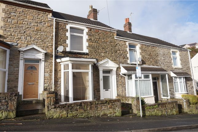 Thumbnail Terraced house for sale in Watkin Street, Swansea
