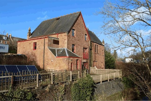 Thumbnail Semi-detached house for sale in 2, Baillie Hall, Newton St Boswells, Melrose TD60Pj
