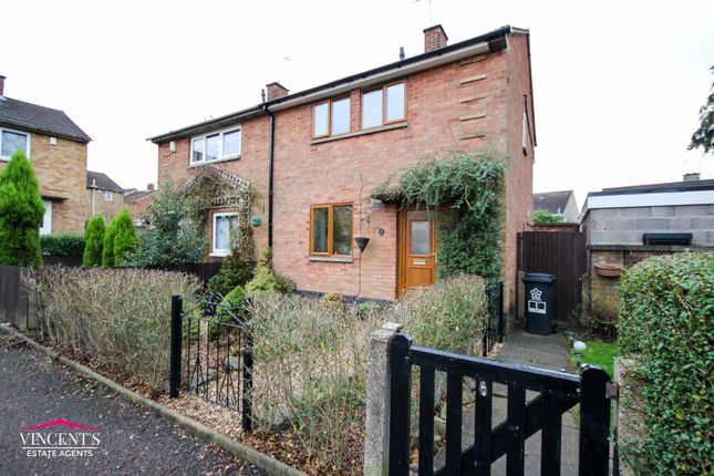 Thumbnail Semi-detached house for sale in Ford Close, Leicester