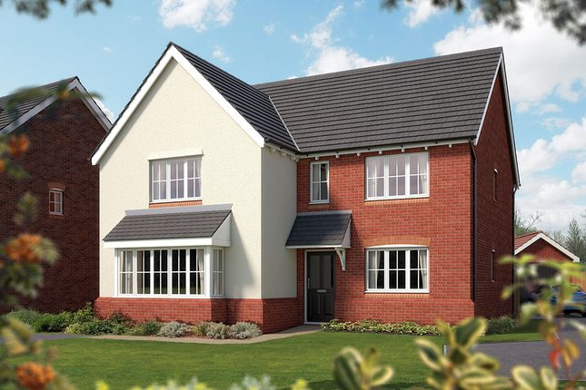 """Thumbnail Detached house for sale in """"The Arundel"""" at Weights Lane Business Park, Weights Lane, Redditch"""