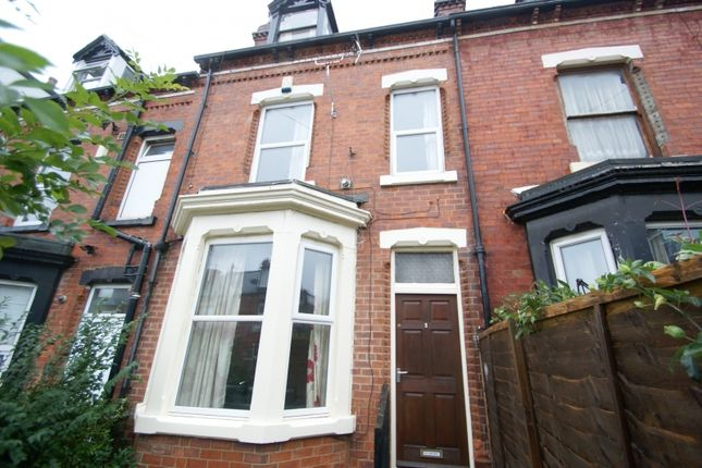 Terraced house to rent in Delph Mount, Woodhouse, Leeds