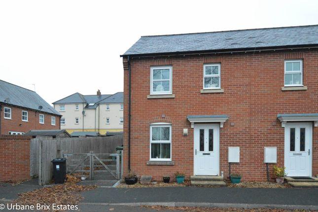 Thumbnail Semi-detached house for sale in Dogwood Road Almondsbury, Bristol
