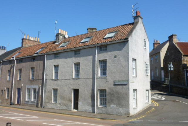 Thumbnail Flat to rent in 3 Burnside North, Cupar, 4Dg