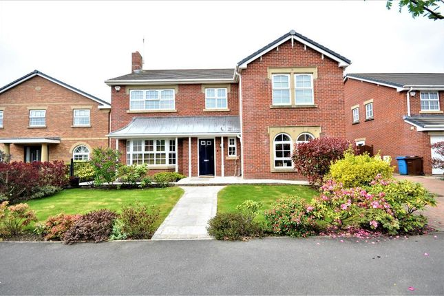 Thumbnail Detached house for sale in Victory Boulevard, Lytham Quays, Lytham, Lancashire