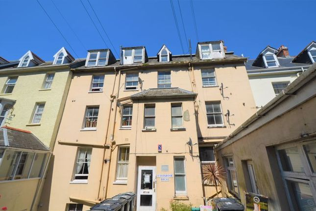 Thumbnail Flat to rent in Larkstone Terrace, Ilfracombe