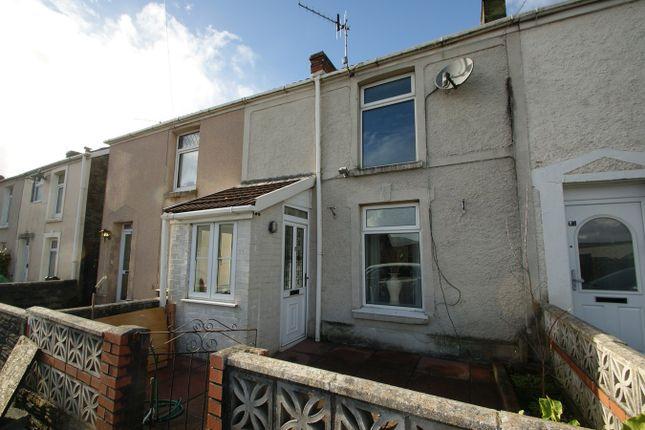 Thumbnail Terraced house for sale in Calland Street, Plasmarl, Swansea