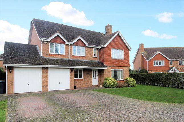 Thumbnail Detached house for sale in Polesdon Lane, Ripley, Woking