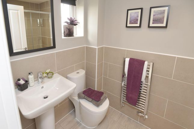"En Suite of ""Henley"" at Brookfield, Hampsthwaite, Harrogate HG3"