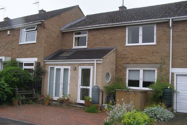 Thumbnail Terraced house to rent in Beech Road, Eynsham, Witney