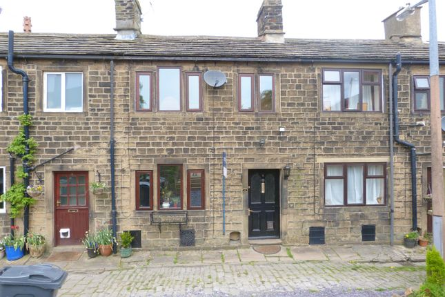 2 bed terraced house for sale in Club Row, Wilsden