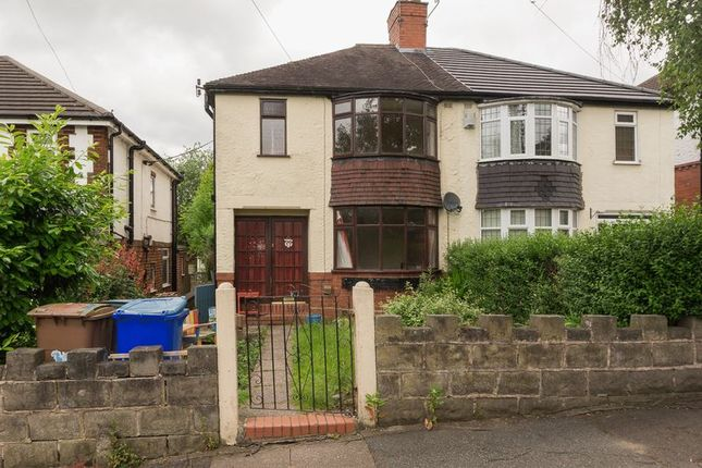 Thumbnail Semi-detached house for sale in Birchgate, Bucknall, Stoke-On-Trent