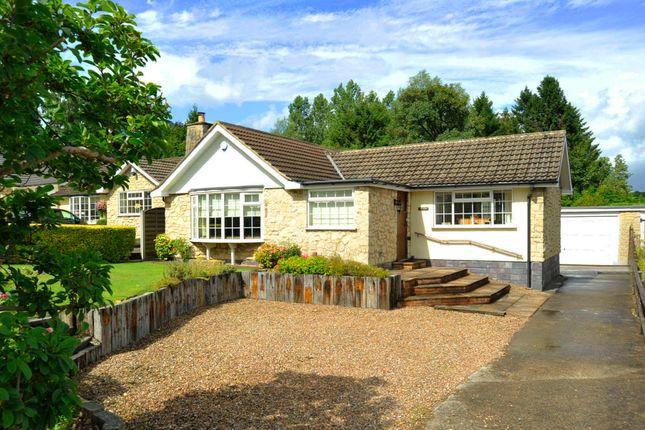 Thumbnail Detached bungalow for sale in Station Road, Pannal, Harrogate