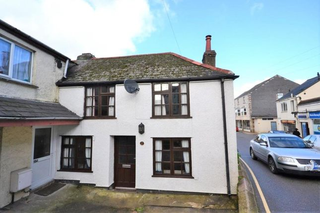 Thumbnail End terrace house to rent in Church Street, Callington, Cornwall