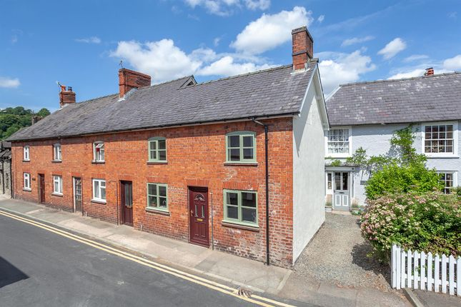 Thumbnail End terrace house for sale in Market Street, Knighton