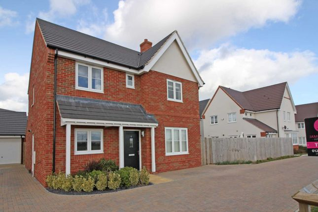 Thumbnail Detached house to rent in Cedar Close, Didcot