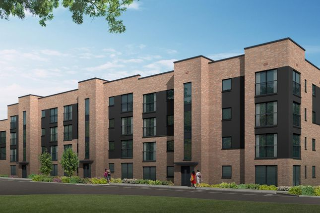 "Thumbnail Flat for sale in ""Milsey"" at Baileyfield Road, Edinburgh"