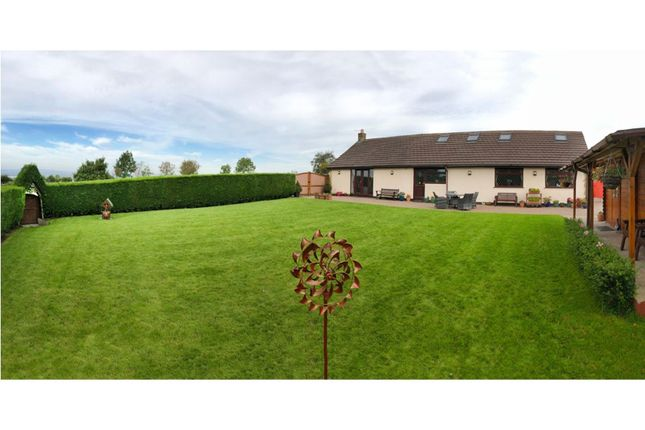 Thumbnail Detached bungalow for sale in Furness Field, Werneth Low, Gee Cross