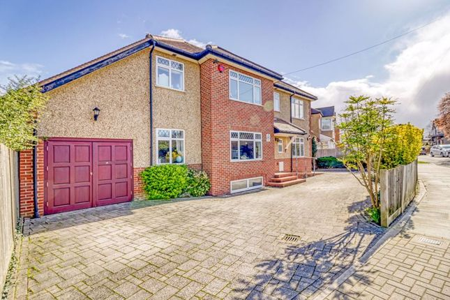 Thumbnail Detached house for sale in Park Crescent, Harrow