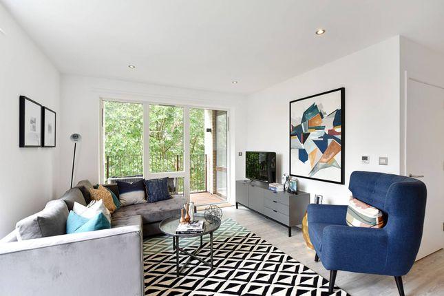 Thumbnail Flat for sale in Quadra, London Fields, London