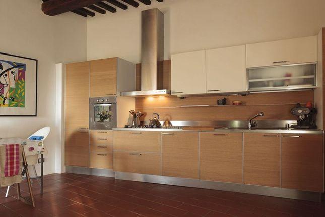 Annex Kitchen of Casa Montecastelli, Umbertide, Umbria