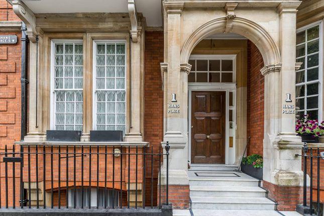 Thumbnail Flat to rent in Hans Place, Knightsbridge