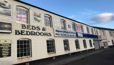 Thumbnail Retail premises to let in Unit 3, Osnath Works, Lythgoes Lane, Warrington, Cheshire