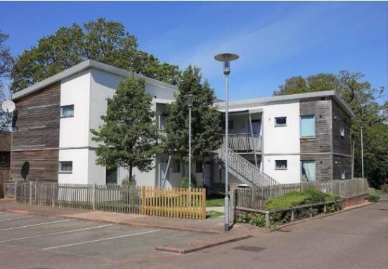 Thumbnail Flat to rent in Seward Green, Hythe, Southampton