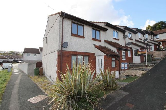 Thumbnail Terraced house to rent in Coombe Way, Kings Tamerton, Plymouth