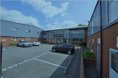 Thumbnail Office to let in Serviced Offices, Red Hill House, Hope Street, Saltney, Chester, Cheshire