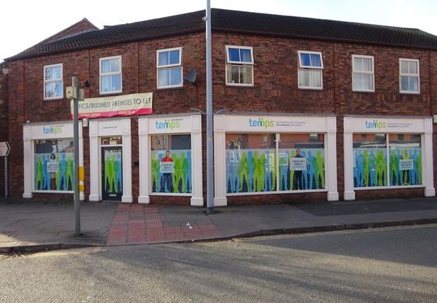 Thumbnail Office to let in Ground Floor, 45 Nantwich Road, Crewe, Cheshire