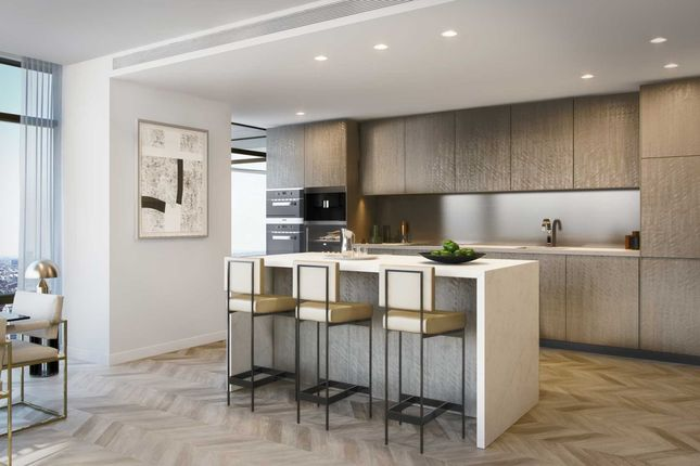 Thumbnail Flat for sale in Principal Tower, Worship Place, Shoreditch