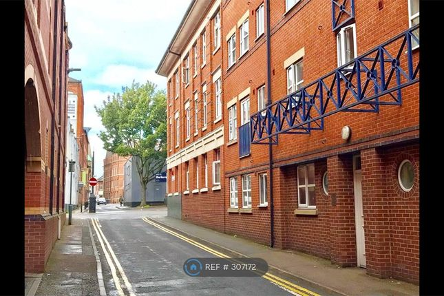 Thumbnail Flat to rent in Minster Court, Leicester