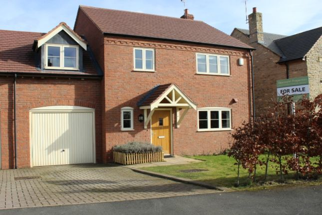 Thumbnail Link-detached house for sale in Hereburgh Way, Harbury