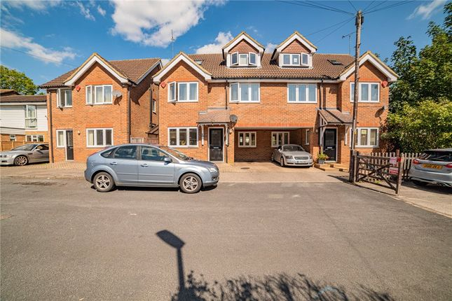 Thumbnail Semi-detached house for sale in Cedarwood Drive, St. Albans, Hertfordshire