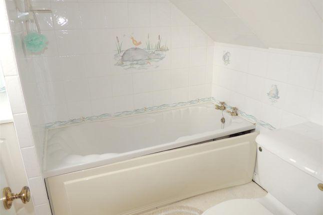 Loft Area Bathroom