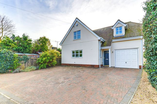 Thumbnail Detached house for sale in Orchard Road, Melbourn, Royston