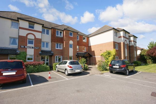 Thumbnail Flat for sale in St Marys Court, Bournemouth