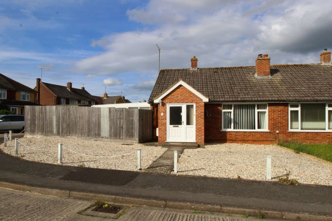 Thumbnail Semi-detached bungalow for sale in Barons Mead, Chippenham
