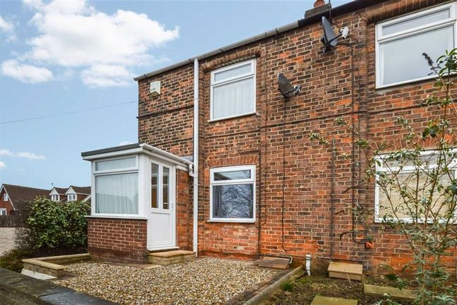 Thumbnail Cottage for sale in Belle Vue Terrace, Hull Road, Skirlaugh, East Yorkshire