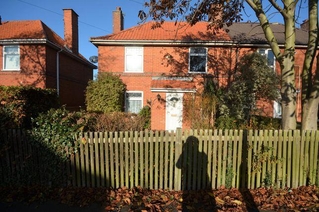 4 bed semi-detached house for sale in Kirkley Gardens, Lowestoft